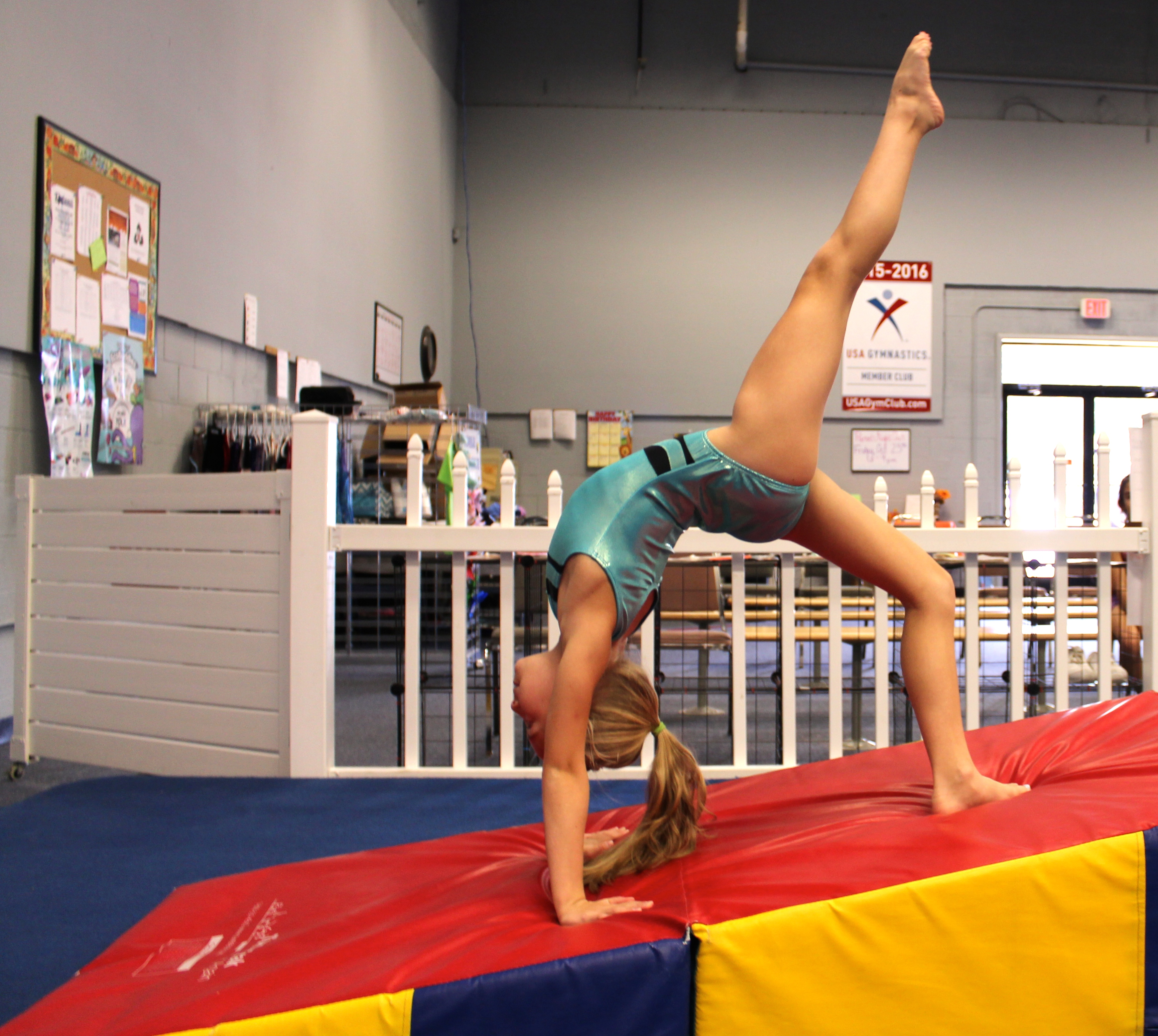 Now Is The Time to Join Dynamic Gymnastics!